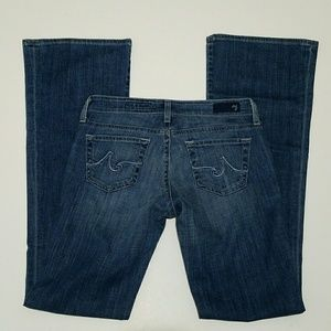 AG Adriano Goldschmied Jeans - AG ADRIANO GOLDSCHMIED THE CLUB Boot Cut Jeans 24